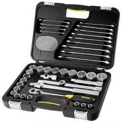 Klucze nasadowe 1/2 cala zestaw 40 elementów FatMax Stanley 990561