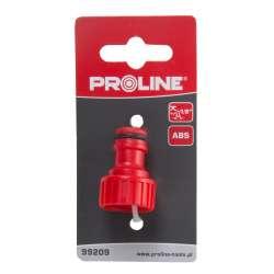 """Przyłącze z gwintem wewnętrznym 1/2"""" karta Proline 99209"""