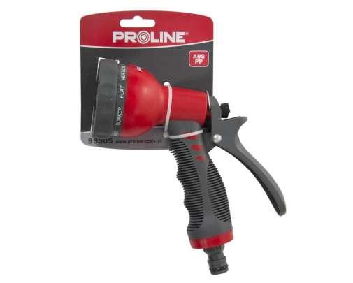 Zraszacz pistoletowy 9-Funkcje karta Proline 99305