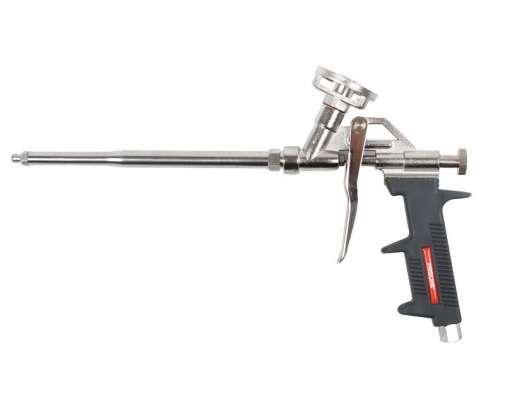 pistolet do pianki montażowej 34cm metalowy proline 18013
