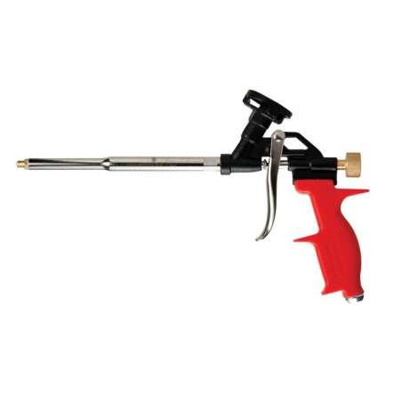 Pistolet do pianki montażowej 330mm mosiężny ProlineHD 18015