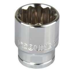 klucze nasadowe 1/2 12pt 8-32mm proline