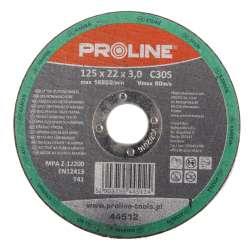 Tarcza do cięcia kamienia 115x3,0mm Proline 44511