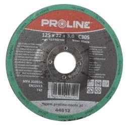 Tarcza do cięcia kamienia wypukła 115x3,0mm Proline 44611