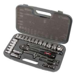 klucze nasadowe 1/2 zestaw 25el. 8-32mm proline 18725