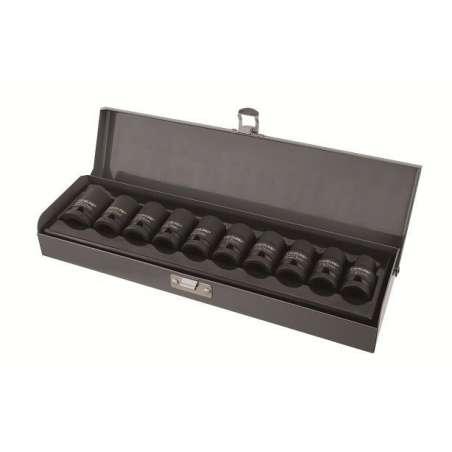 Udarowe klucze nasadowe 34 22-41mm Oksydowane Proline 18908
