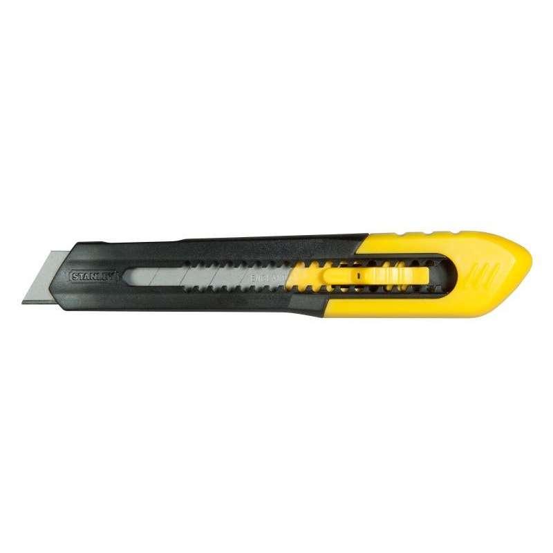 nożyk abs lekki ostrze łamane 18mm stanley 10-151