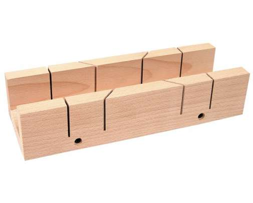 skrzynka uciosowa drewniana przyrżnia 300mm profix 23313