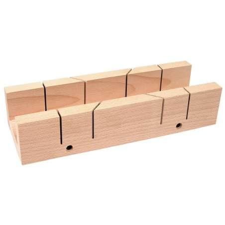Skrzynka uciosowa drewniana przyrżnia 300mm 23313