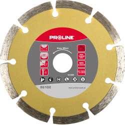 Tarcza diamentowa segmentowa 125x2,2x7,5x22,23 Proline 86102