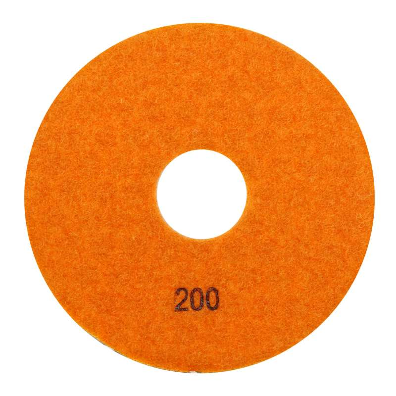 Nakładka diamentowa polerująca gramatura 200 125mm granit marmur Proline 89453