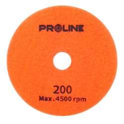 Nakładka diamentowa polerująca gramatura 200 125mm Gresceramika Proline 89463