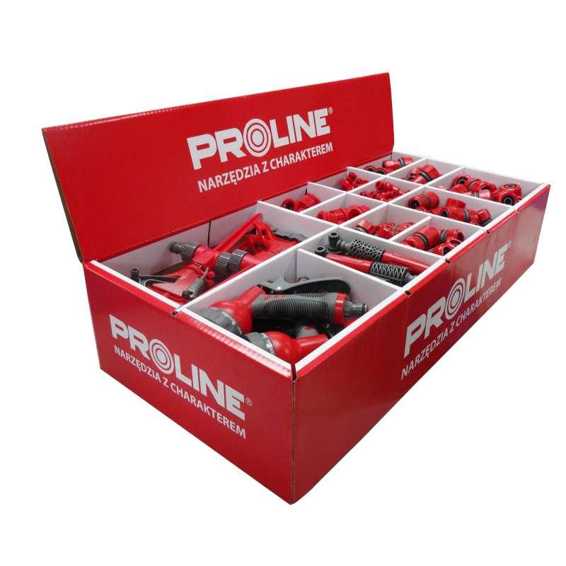 Zestaw złączki i zraszacze 313 elementów Proline 99800