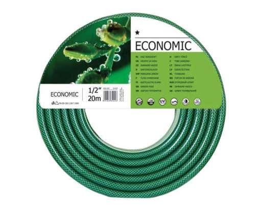 """Wąż ogrodowy z PCW 1/2"""" 20m Economic CellFast CF10001R"""
