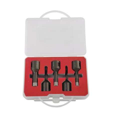 Zestaw otwornic diamentowych M14 5-12mm Proline 27270