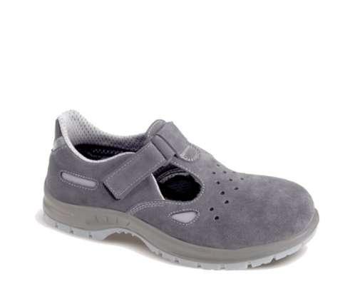 Sandały robocze męskie ze skóry welurowej Demar 7030/NEO A