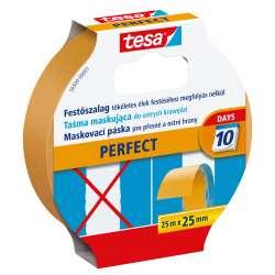 Taśma malarska precyzyjna extra cienka papierowa 25m:25mm żółta H5650001