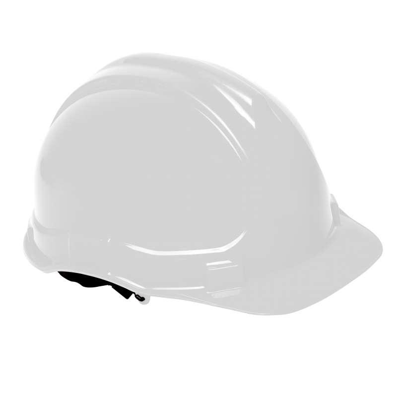 Hełm przemysłowy ochronny biały Lahti Pro L1040201