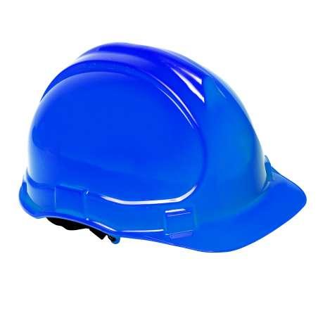 Hełm przemysłowy ochronny niebieski Lahti Pro L1040203