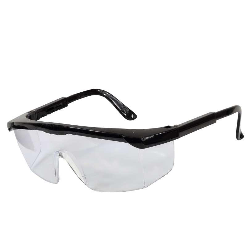 Okulary ochronne bezbarwne z regulacją odporność mechaniczna S Lahti Pro L1500600