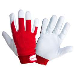 Rękawice ochronne ze skóry...