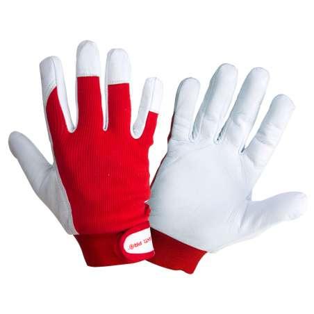 Rękawice ochronne ze skóry koziej Lahti Pro L27020